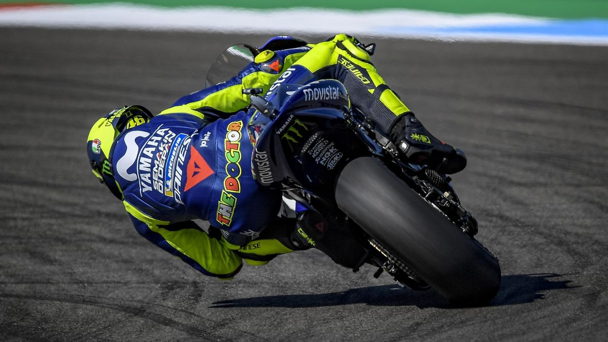 Valentino Rossi (Yamaha Factory) - GP of Netherlands 2018