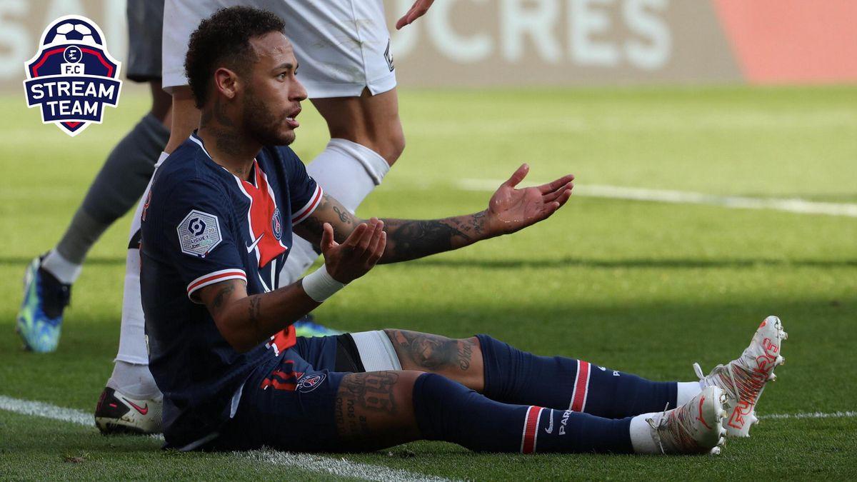 """Le paradoxe Neymar : """"En C1, il est dans l'efficacité, en L1, il est dans la facilité"""""""