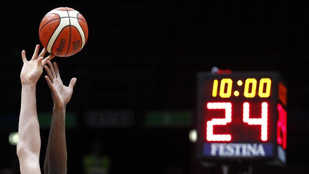 Palla a due Serie A Basket 2018, LaPresse