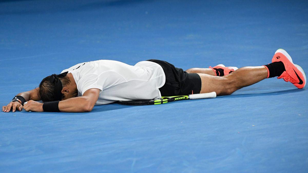 Rafael Nadal - Open d'Australie 2017