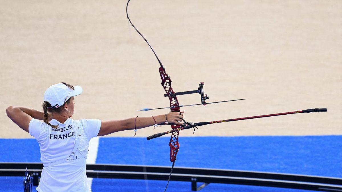 Lisa Barbelin aux Jeux Olympiques de Tokyo 2020