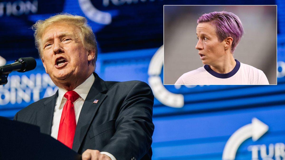 Donald Trump refser de amerikanske fotballjentene, med Megan Rapinoe i spissen