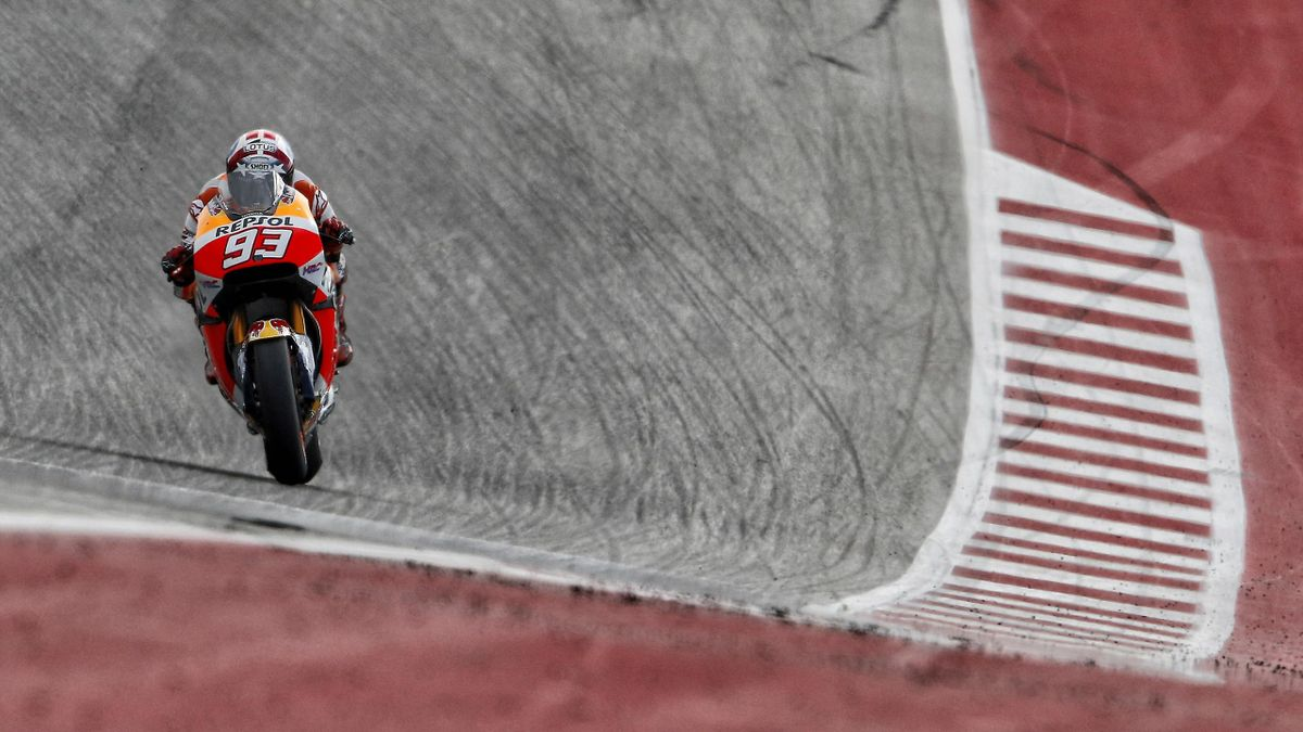 Marc Marquez (Honda HRC) - GP of Americas 2016