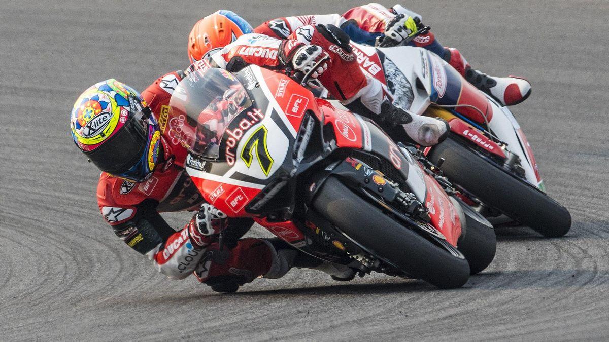 Chaz Davies, Superbike, Ducati