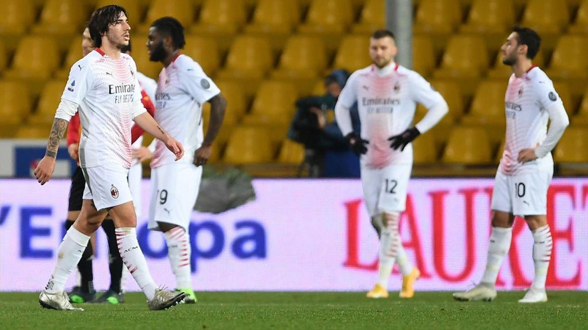 Sandro Tonali - Benevento-Milan - Serie A 2020/2021 - Getty Images