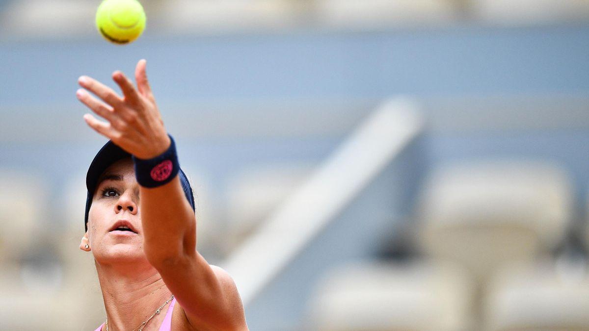 Irina Bara, la Roland Garros 2020