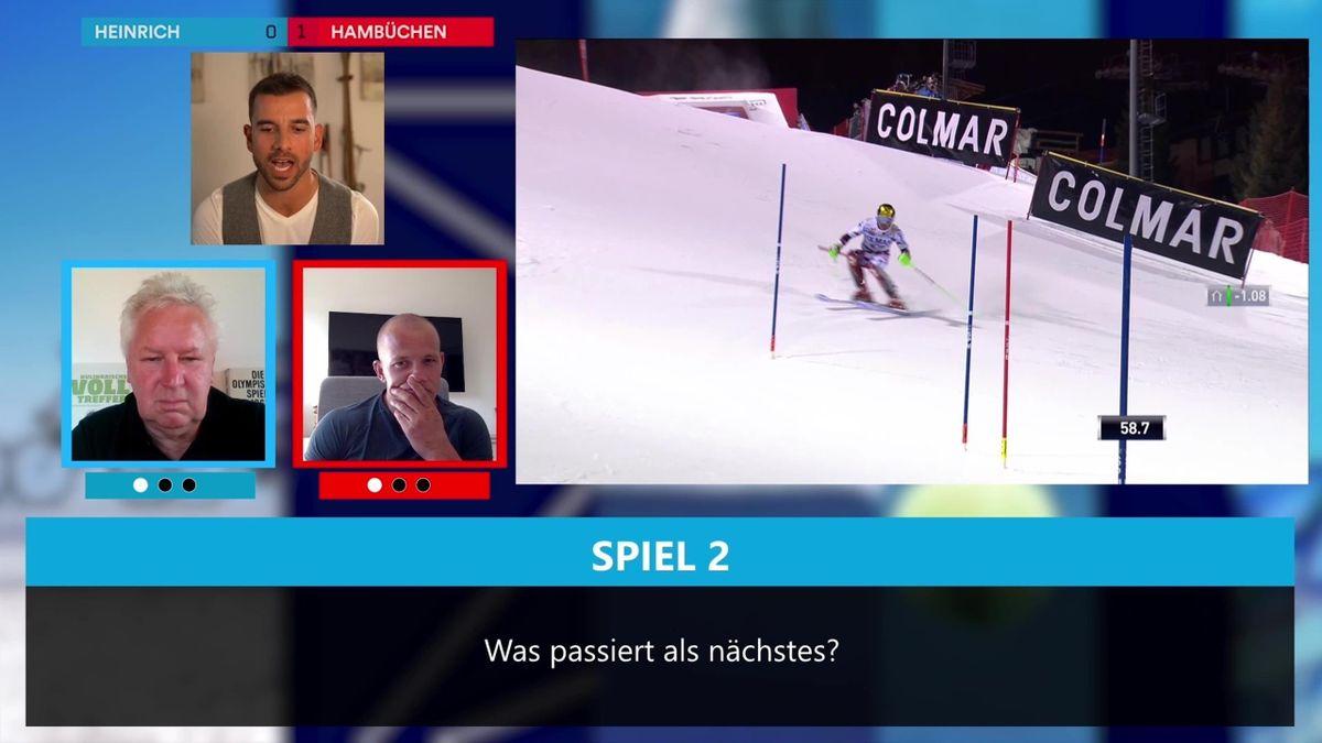 Pub Quiz bei Eurosport: Hambüchen und Heinrich im Rate-Duell