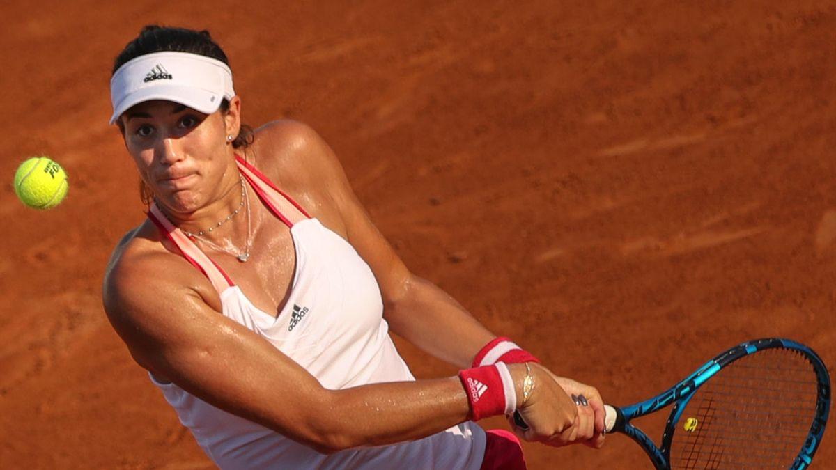 Garbiñe Muguruza vs Johanna Konta, WTA Roma