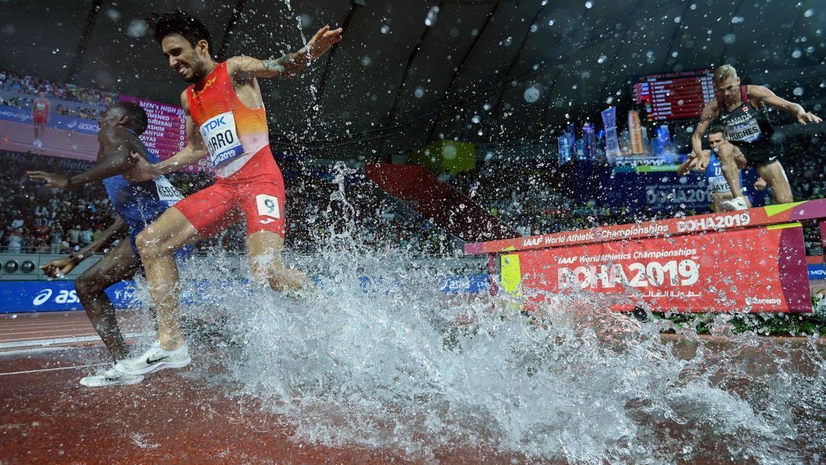 Fernando Carro (España). Mundiales de atletismo 2019