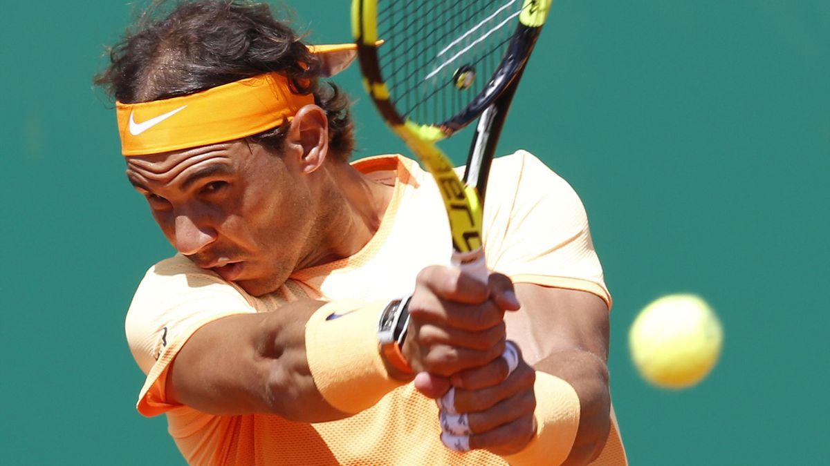 Rafael Nadal au Masters 1000 de Monte-Carlo en 2016