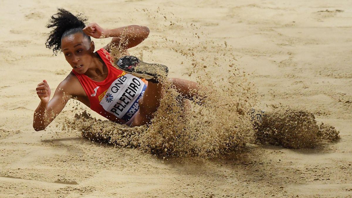 Ana Peleteiro (España). Mundiales de Atletismo 2019