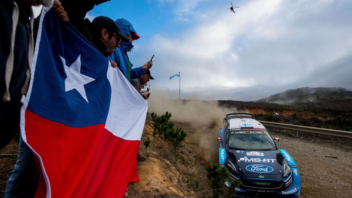 Rallye du Chili