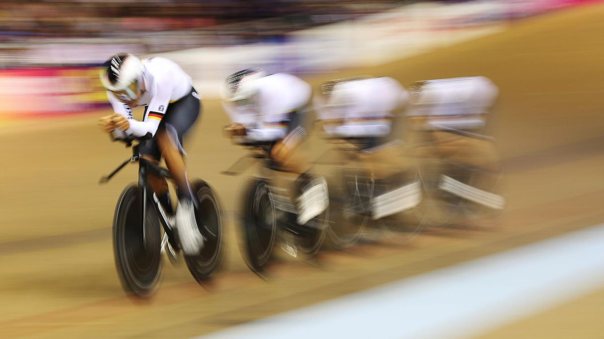 Cycling Track - Team Pursuit