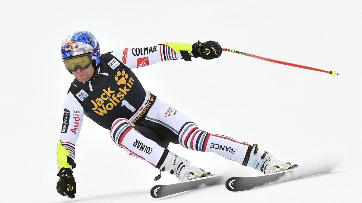Alexis Pinturault | Alpine Skiing Giant Slalom | ESP Player Feature