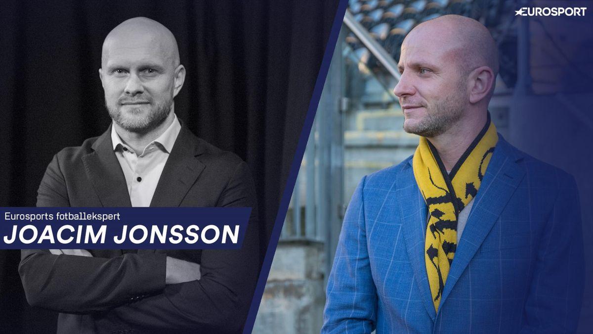 Joacim Jonsson og Robin Reed