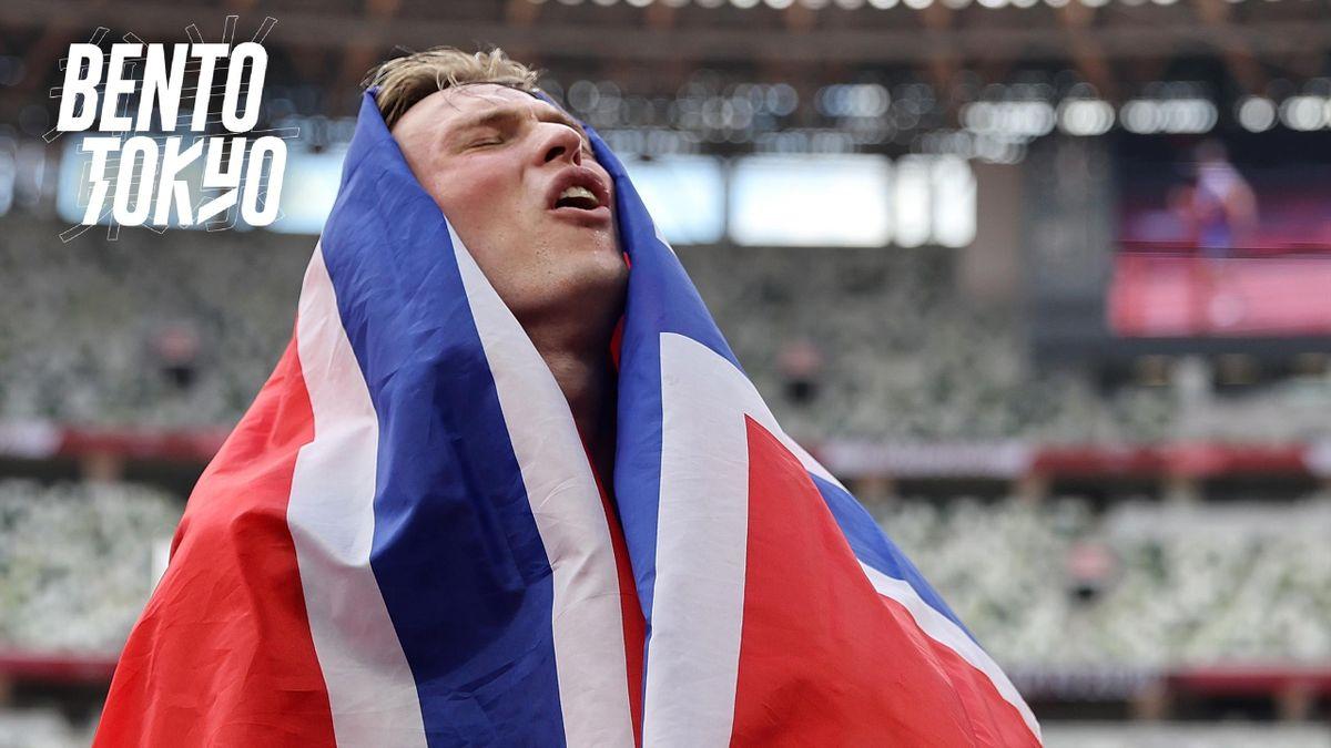 Warholm, champion olympique à Tokyo