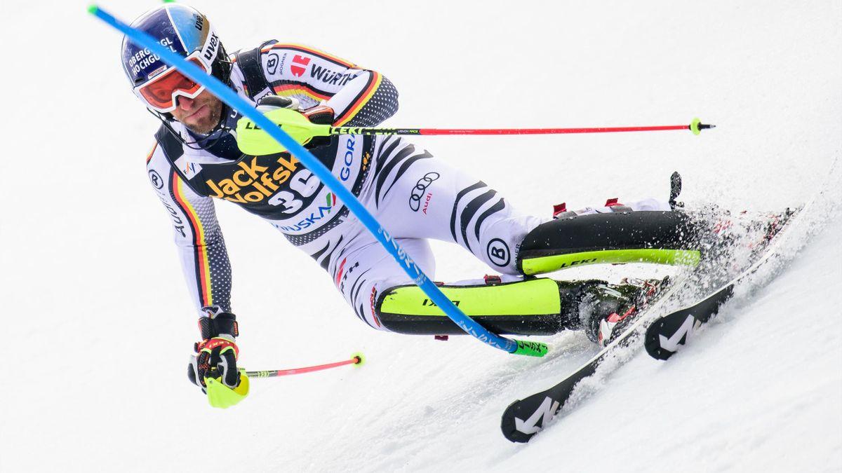 Fritz Dopfer fährt nur noch Slalom