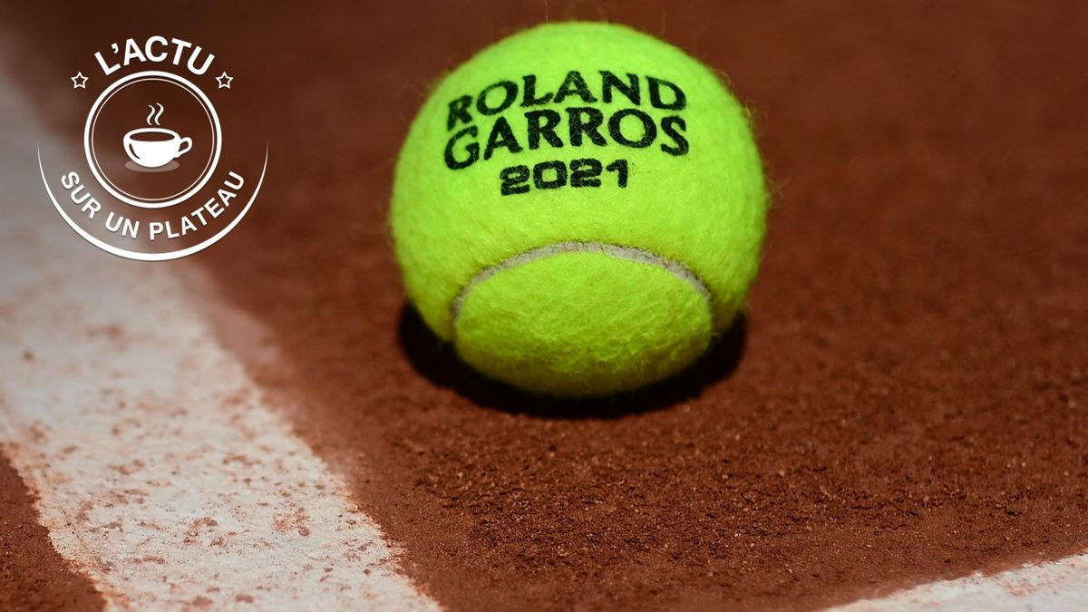 Roland-Garros - L'actu sur un plateau du 30 mai 2021