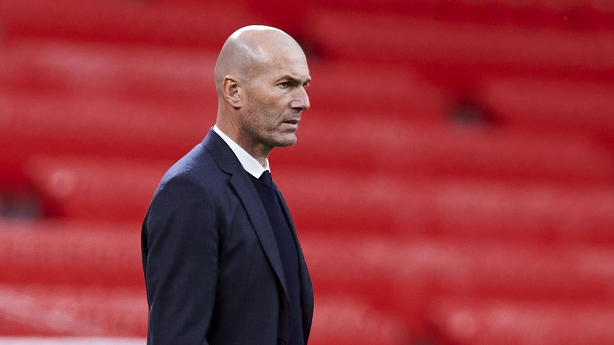 Zidane has left Madrid for a second time