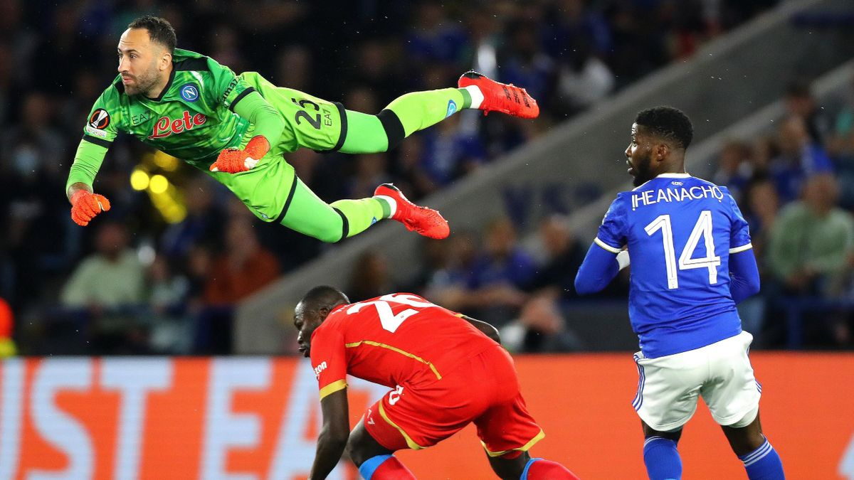 Leicester City - SSC Neapel