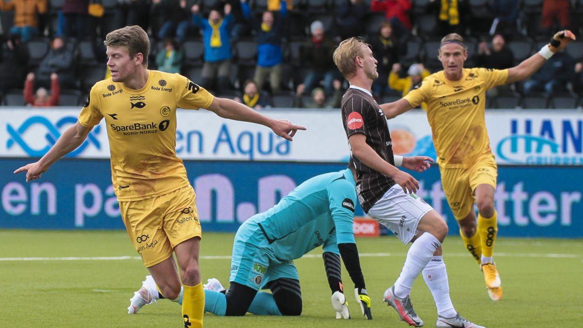 Sondre Sørli scoret 1-0-målet