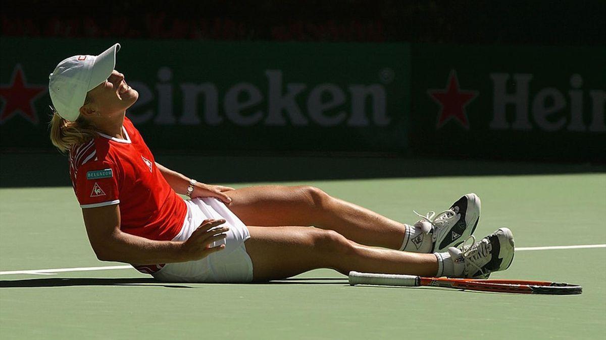 Justine Henin (Australian Open 2003)