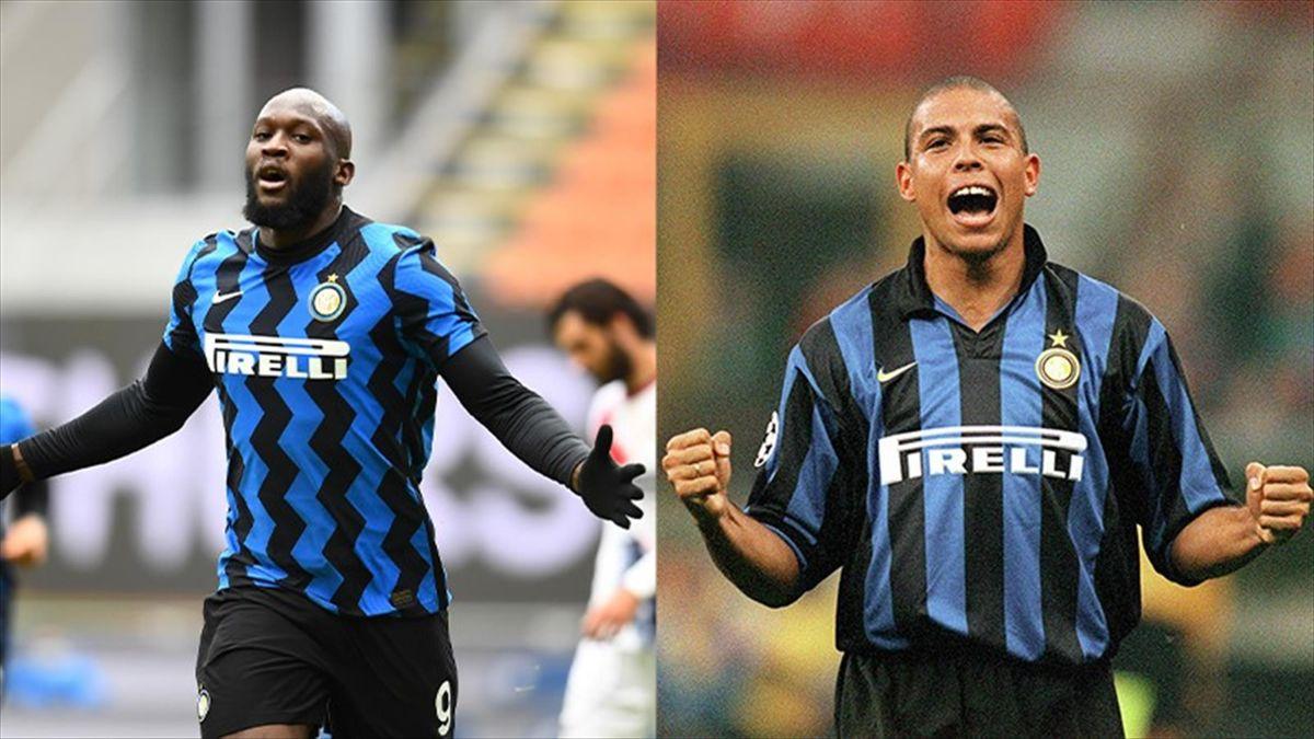 Inter, Lukaku segna il 50° gol e supera Ronaldo