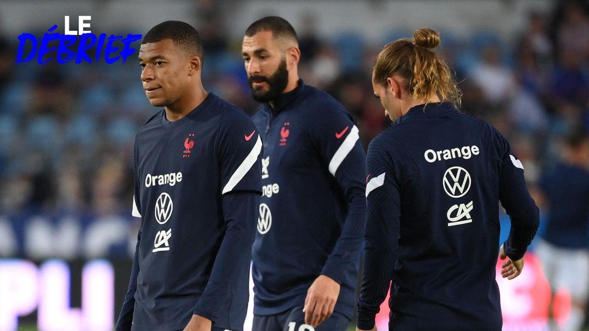 Le Débrief - Mbappé, Benzema, Griezmann