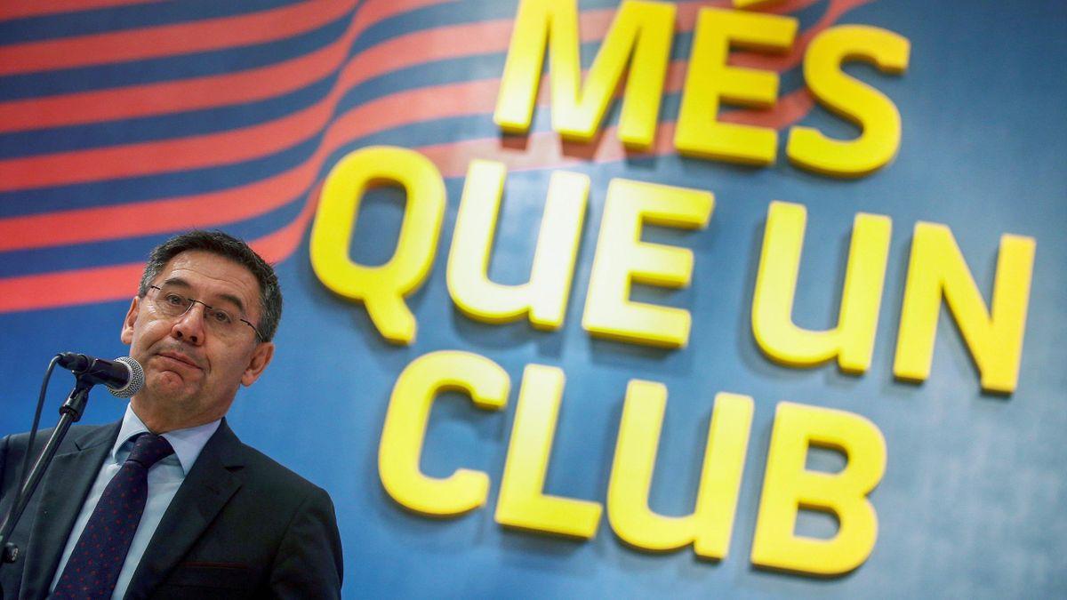 Josep Maria Bartomeu, președinte FC Barcelona