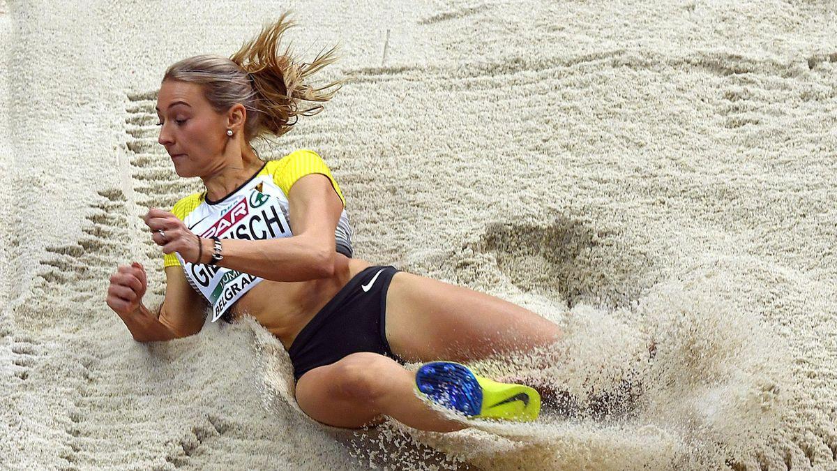 Kristin Gierisch wird Vize-Europameisterin