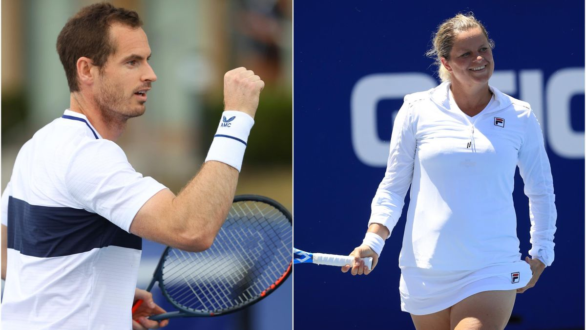 Andy Murray & Kim Clijsters