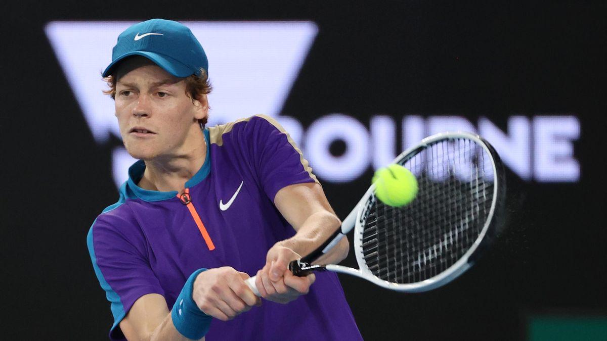 Jannik Sinner   Tennis Australian Open   ESP Player Feature