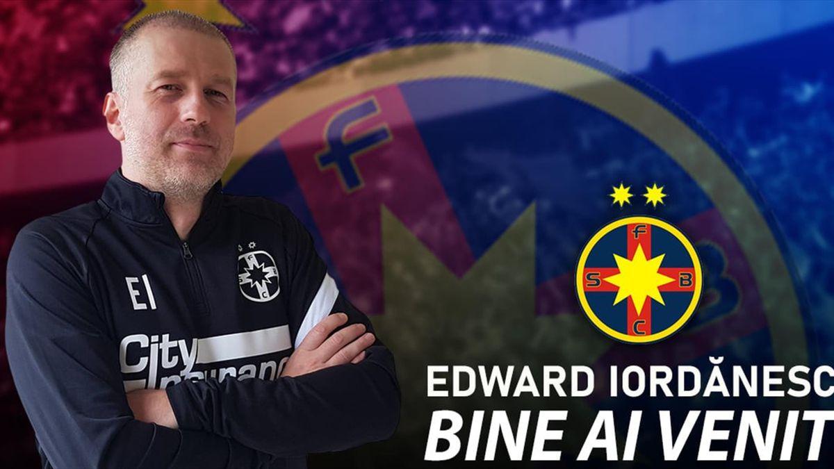 Edi Iordănescu. Credit foto: FCSB