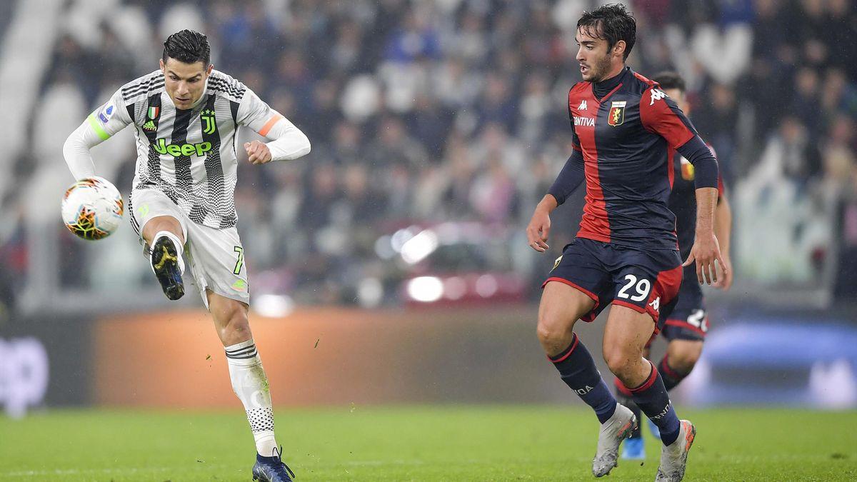 Cristiano Ronaldo (Juventus - Genoa)