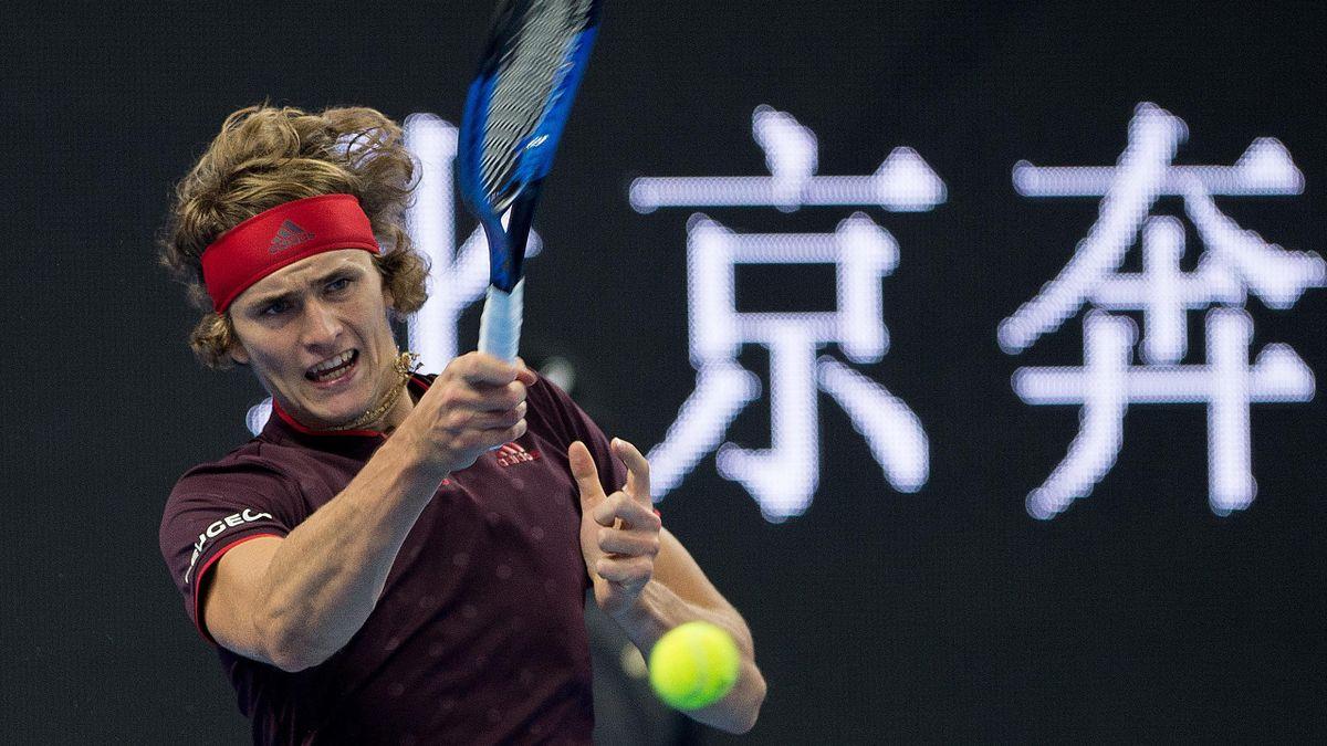 Peking: Zverev zieht ins Viertelfinale ein