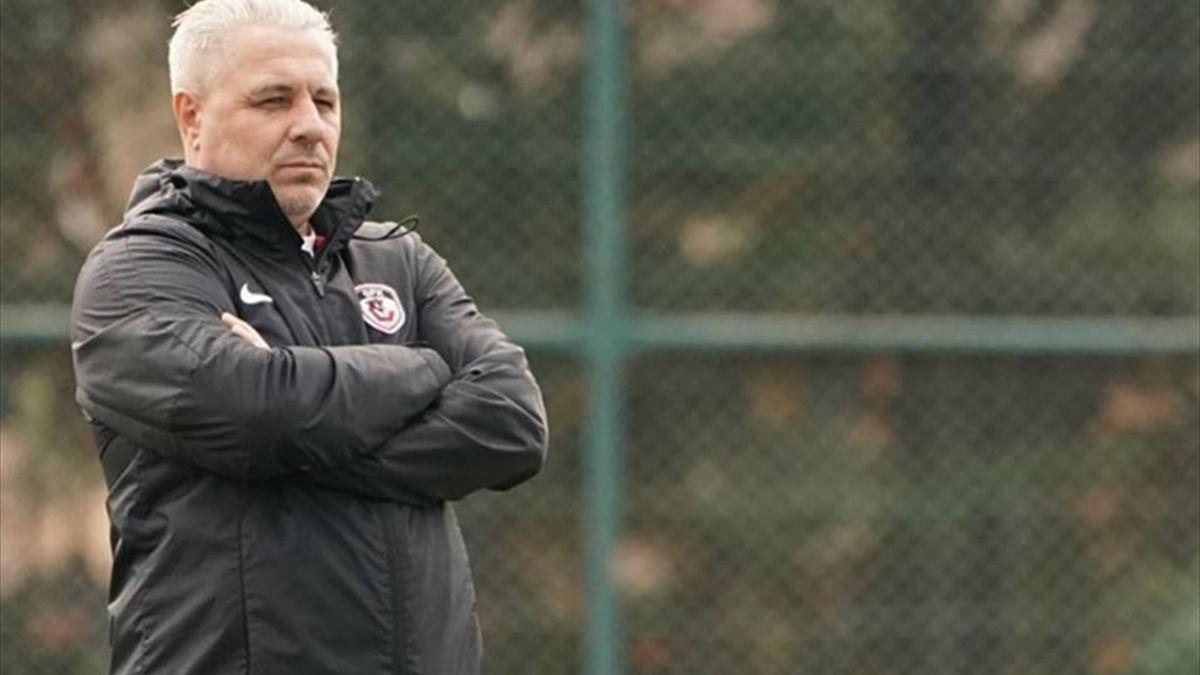 Marius Șumudică, tehnicianul lui Gaziantep