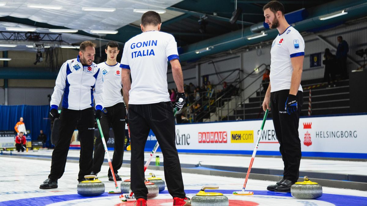 Italia - 2019 European Curling Championships - from official website