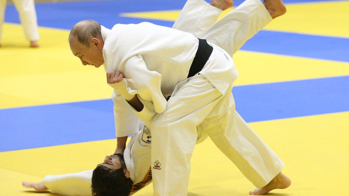Владимир Путин против Беслана Мудранова