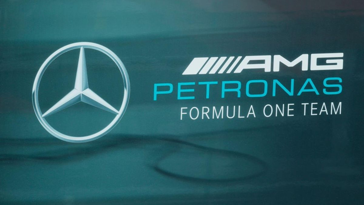 L'étoile à trois branches de Mercedes au Grand Prix de l'Eifel 2020