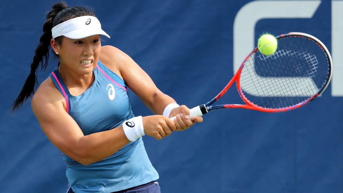 Claire Liu | Tennis | ESP Player Feature