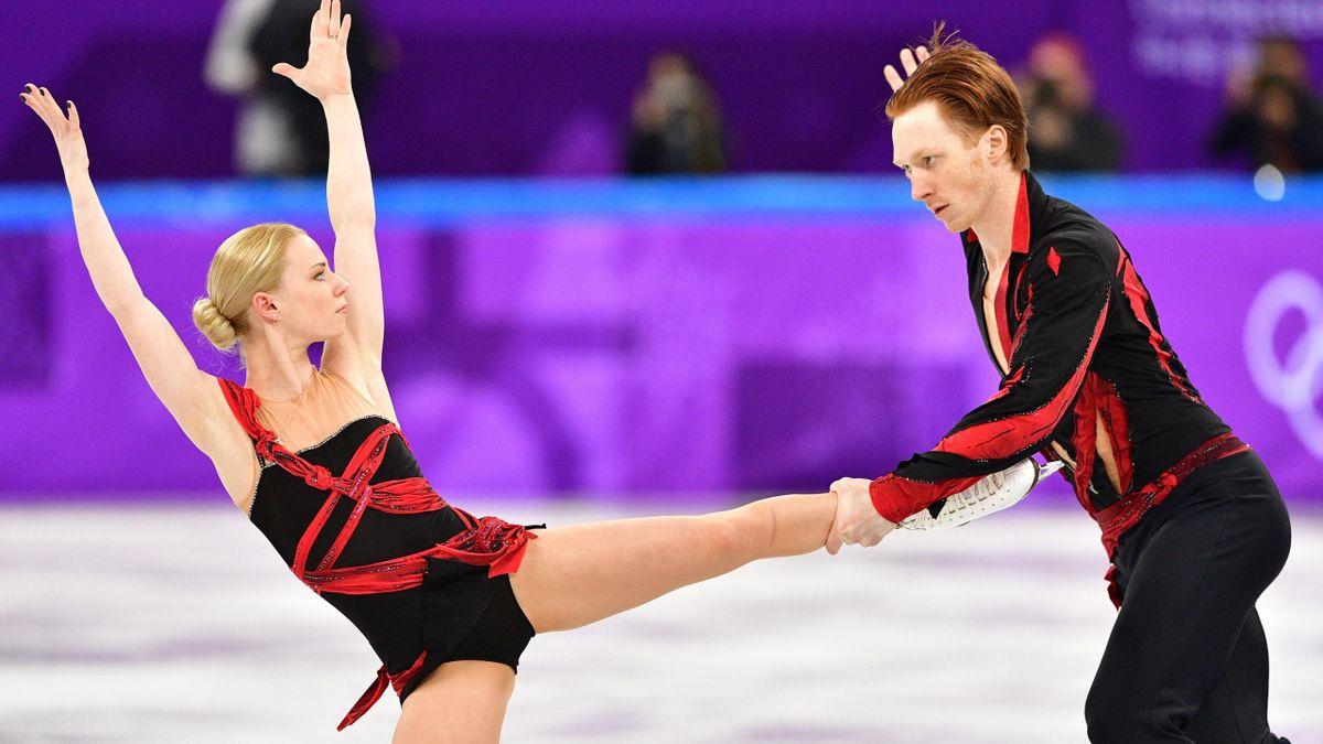 Evgenia tarasova und Vladimir Morozov