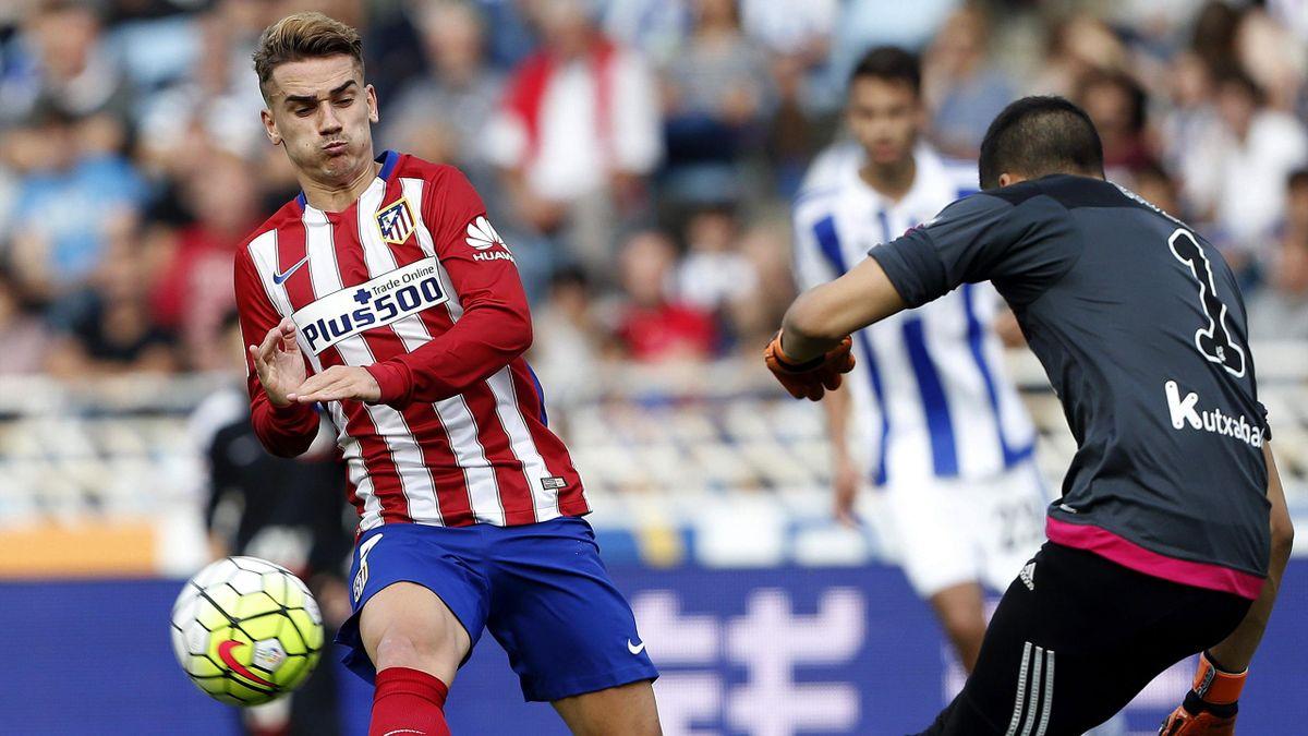 Atlético de Madrid - Real Sociedad, horario y dónde ver - Eurosport