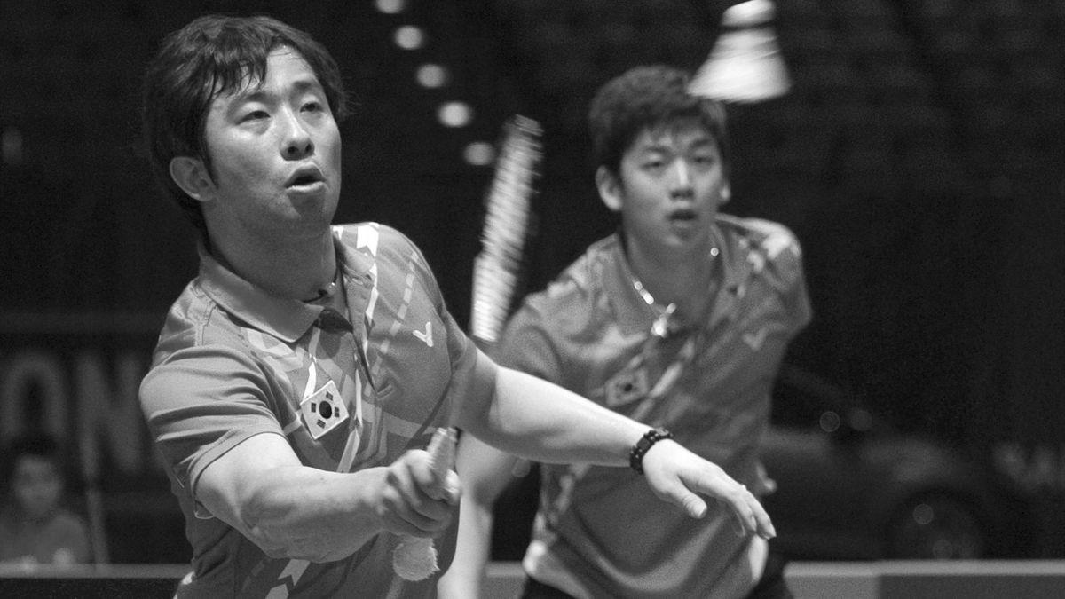 Chung Jae Sung (li) ist verstorben