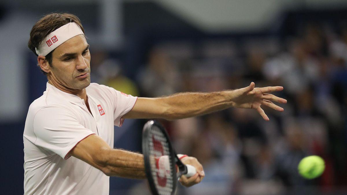 ATP Masters Schanghai: Roger Federer