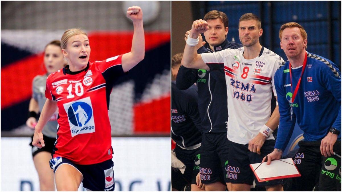 Stine Bredal Oftedal lar seg inspirere av håndballguttas prestasjon i helgen.