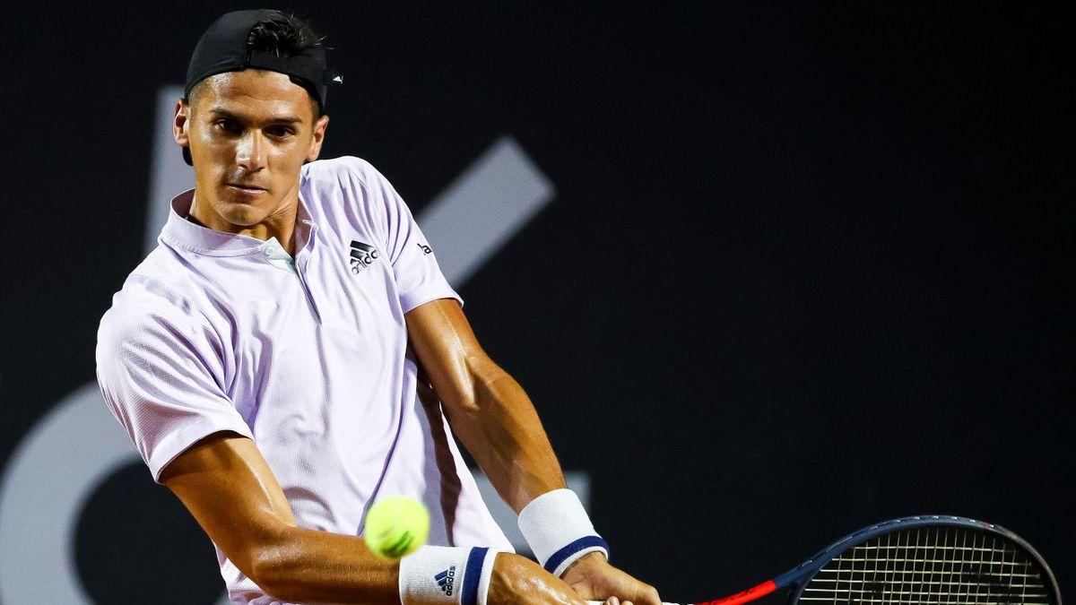 Federico Coria | Tennis / Rio | ESP Player Feature