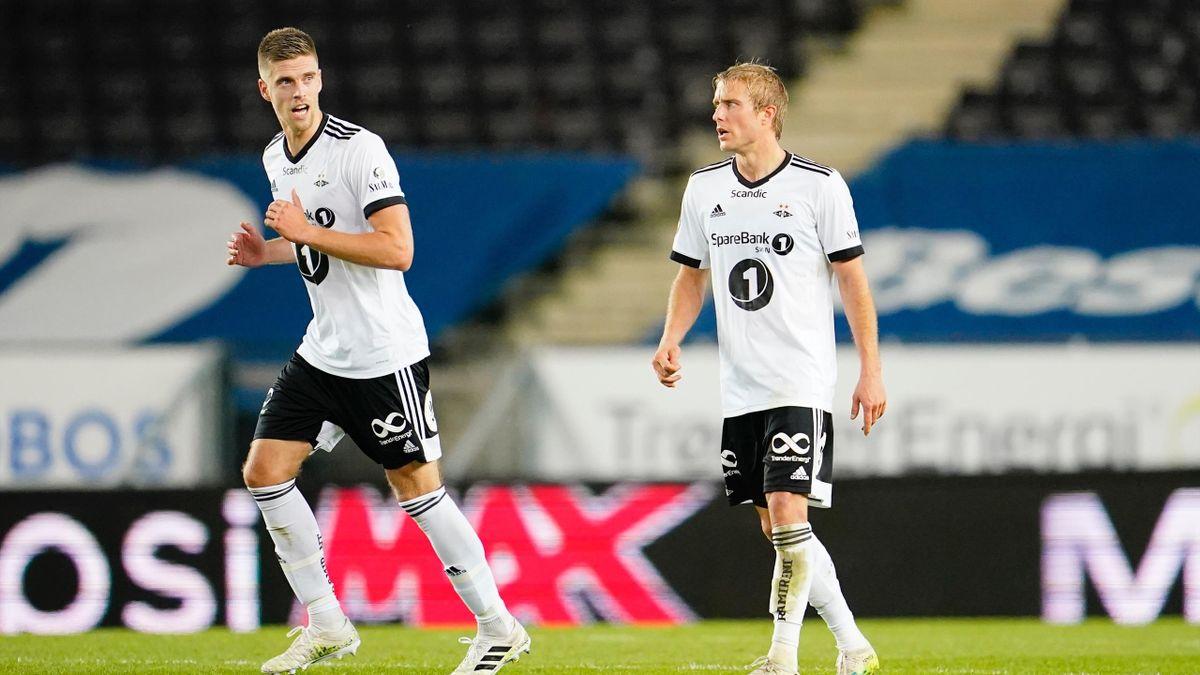 Markus Henriksen og Per Ciljan Skjelbred