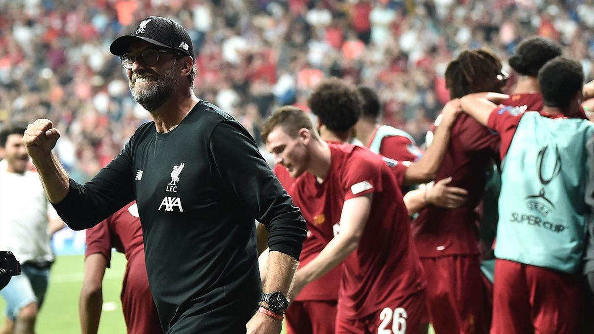 Jürgen Klopp bei Liverpool - Chelsea