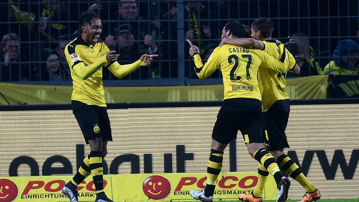Borussia Dortmund besiegt Ingolstadt spät