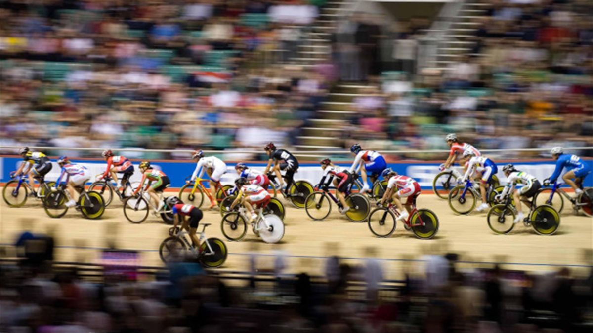 Berlin will host the he 2020 Track Cycling World Championships